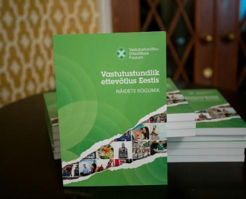 Lõuna-Eesti Eramets ühines Vastutustundliku Ettevõtluse Foorumiga