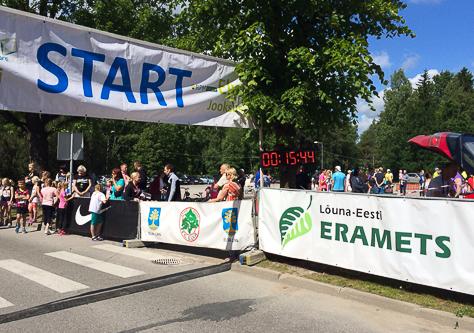 Lõuna-Eesti Eramets toetab