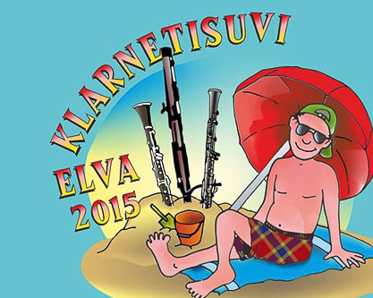 Elva Klarnetisuvi 2015