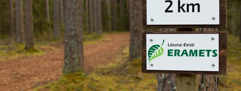 Lõuna-Eesti Eramets toetab tervisesporti