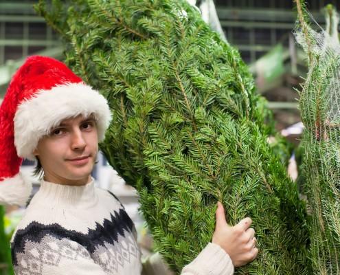 Lõuna-Eesti Erametsa jõulukampaania